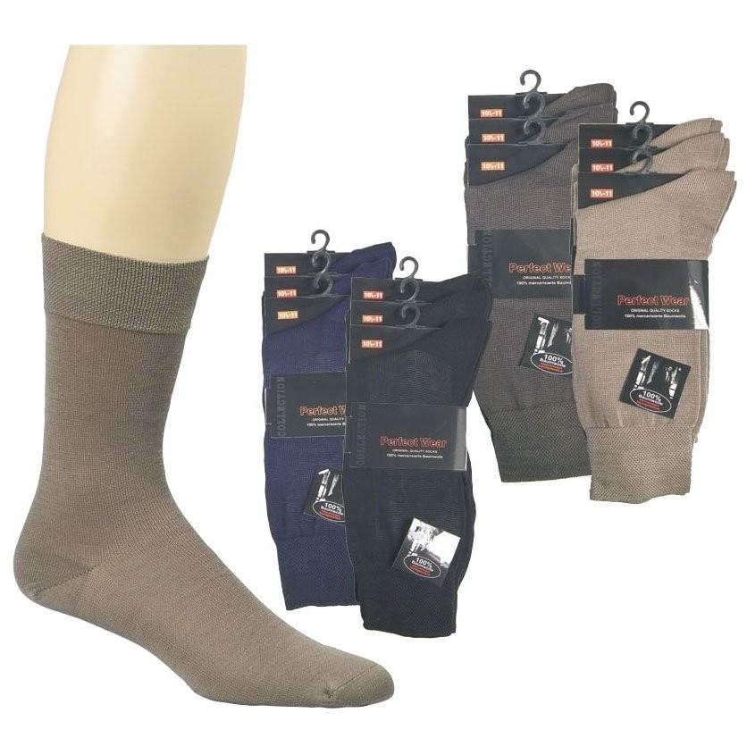 Business Socken (3er Pack)