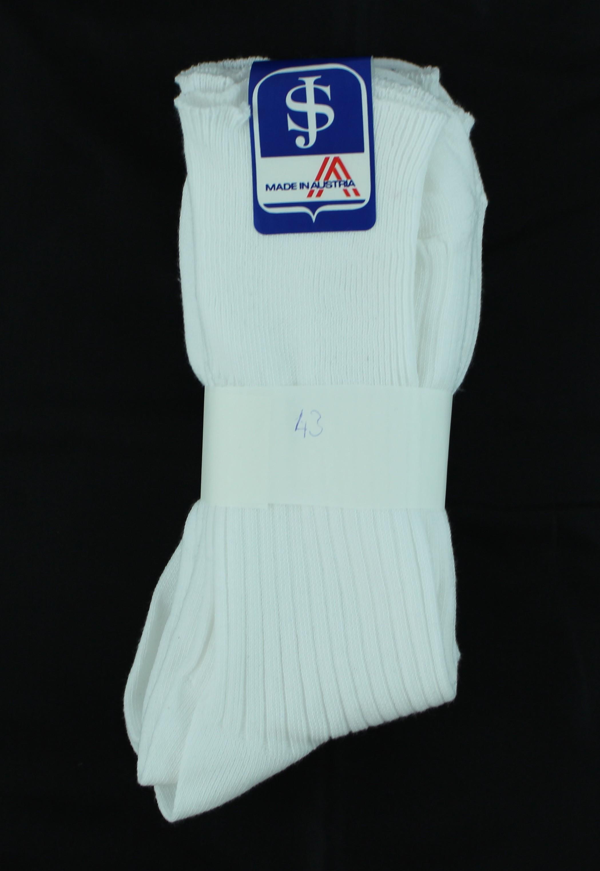 100% Baumwoll Socken (3er Pack)