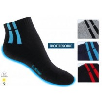 Herrensocken kurz (3er Pack)