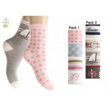 Kindersocken (4er Pack)