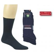 Berufssocken 100% Baumwolle (5er Pack)