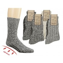 Antirutsch Norwegersocken (2er Pack)