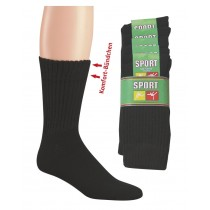 Tennissocken Komfort (5er Pack)