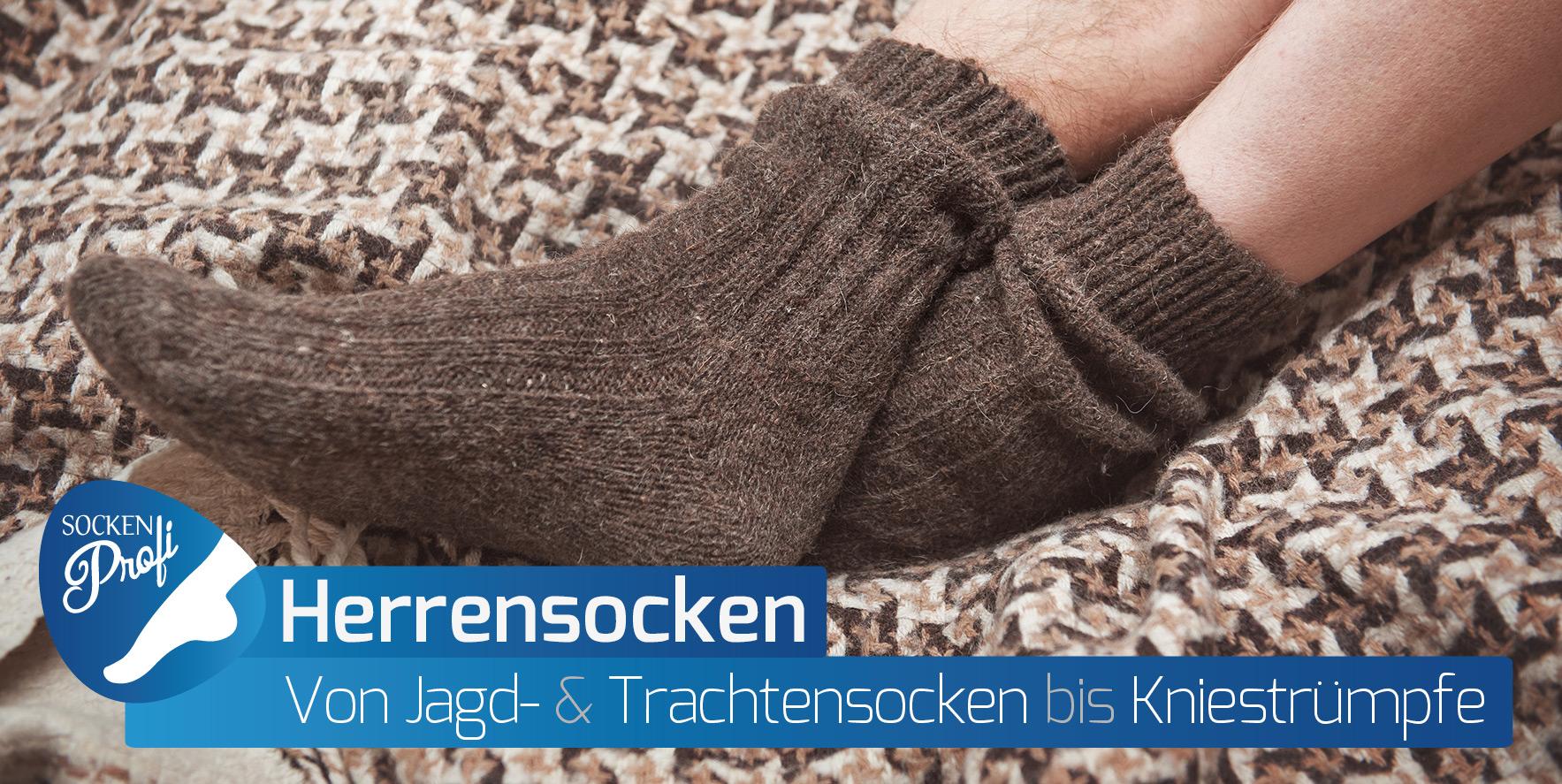 Herrensocken - Von Jagd- & Trachtensocken bis hin zur Bundesheersocken und Kniestrümpfe günstig kaufen